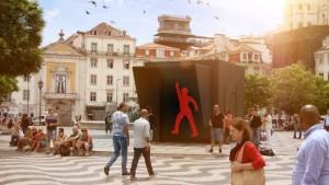 feux piétons Lisbonne